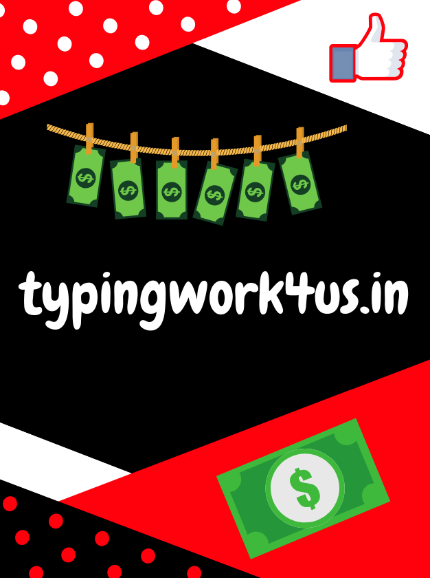 No Experience Needed 100% Free Registration | Home Based Typing Jobs